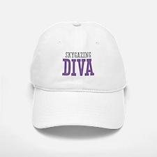 Skygazing DIVA Baseball Baseball Cap