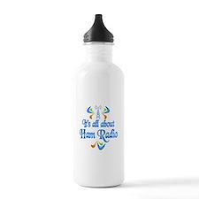 About Ham Radio Water Bottle