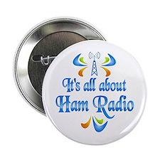 "About Ham Radio 2.25"" Button (10 pack)"