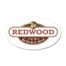 Redwood National Park Wall Decal