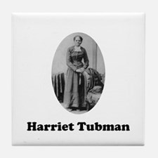 Harriet Tubman Tile Coaster