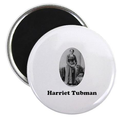 "Harriet Tubman 2.25"" Magnet (10 pack)"
