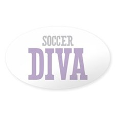 Soccer DIVA Decal