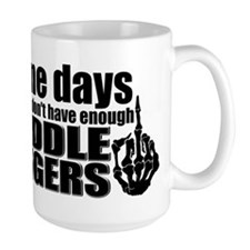 Middle Fingers Mug
