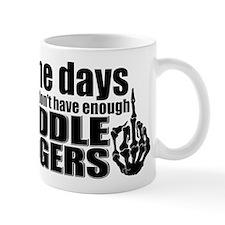 Middle Fingers Small Mug