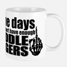 Middle Fingers Small Small Mug