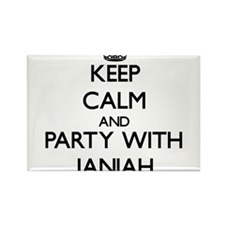 Keep Calm and Party with Janiah Magnets