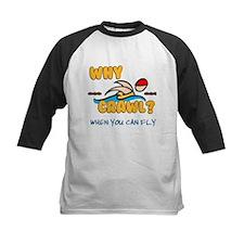whycrawlmid Baseball Jersey