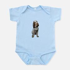 Italian Spinone (Roan) Infant Bodysuit