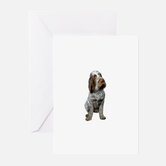 Italian Spinone (Roan) Greeting Cards (Pk of 10)