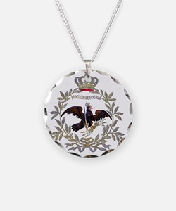 Prussian Eagle 1741 Necklace