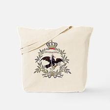 Prussian Eagle 1741 Tote Bag