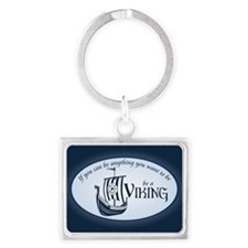 Be A Viking Keychains