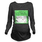 canasta queen Long Sleeve Maternity T-Shirt