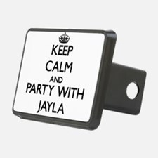Keep Calm and Party with Jayla Hitch Cover