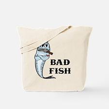 Bad Fish Tote Bag