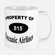 Property Oceanic Airlines Mug