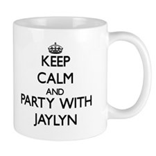 Keep Calm and Party with Jaylyn Mugs