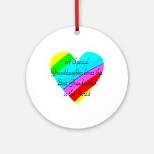 FANTASTIC GRANDMA Ornament (Round)