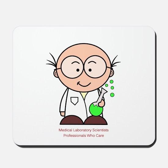 Medical Laboratory Professionals Mousepad