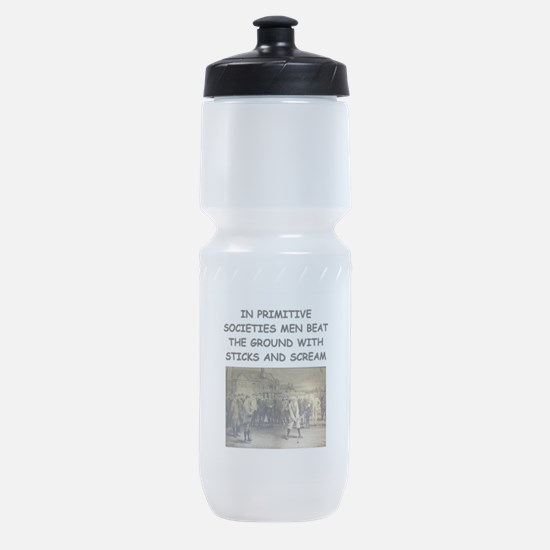 i love golf Sports Bottle