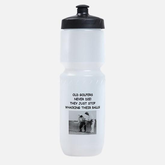 GOLFER Sports Bottle