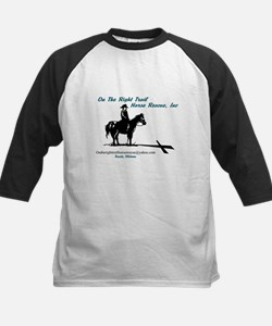 On the Trail Horse Rescue Baseball Jersey