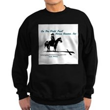 On the Trail Horse Rescue Sweatshirt