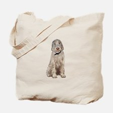 Italian Spinone (Wheaten) Tote Bag