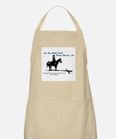 On the Trail Horse Rescue Apron