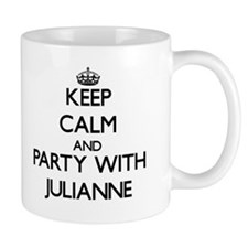 Keep Calm and Party with Julianne Mugs