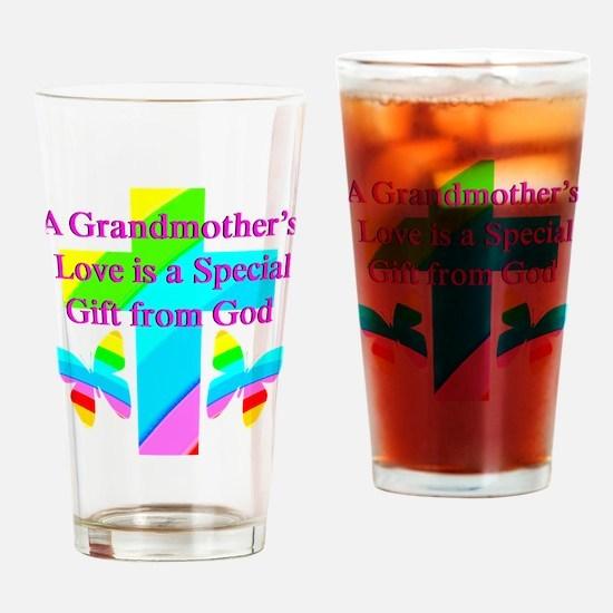 DARLING GRANDMA Drinking Glass