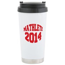 Mathlete 2014 Travel Mug