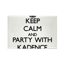 Keep Calm and Party with Kadence Magnets