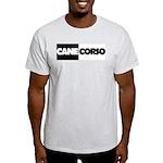 Cane Corso B&W Light T-Shirt
