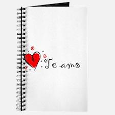"""I Love You"" [Spanish] Journal"