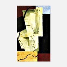 Louis Marcoussis art: Concert, Decal