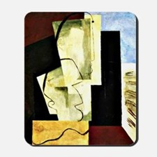 Louis Marcoussis art: Concert, 1928 Mousepad