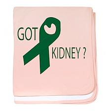 Got Kidney baby blanket
