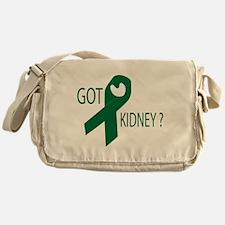 Got Kidney Messenger Bag