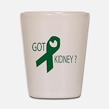 Got Kidney Shot Glass