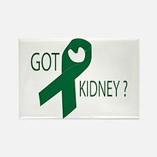 Got Kidney Rectangle Magnet