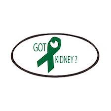 Got Kidney Patches