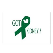 Got Kidney Postcards (Package of 8)