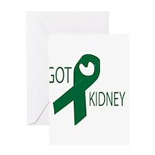 Got Kidney Greeting Card