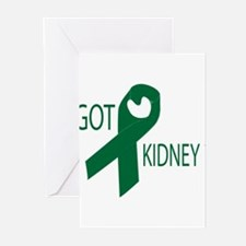 Got Kidney Greeting Cards (Pk of 20)