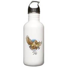 Last Great Act of Defiance-notext Sports Water Bottle