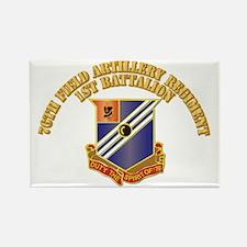 DUI - 76th Field Artillery Regiment,1st Bn With Te