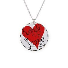 is_love_twilight Necklace