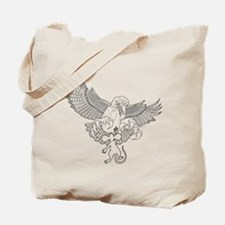 Last Great Act of Defiance - lineart Tote Bag